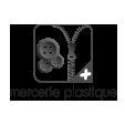 """Pictogramme de présentation du plus produits """"mercerie plastique"""" pour le pantalon ideal plus color"""