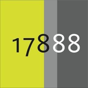 17888_jaune HV / gris anthracite