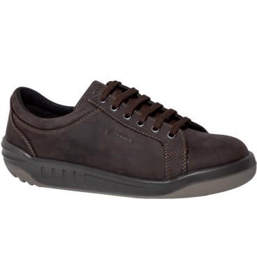Chaussure S3 JUNA - Marron - Mixte