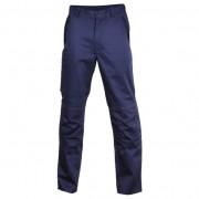 Pantalon de protection Non Feu et Antistatique bleu marine et rouge DMD FRANCE