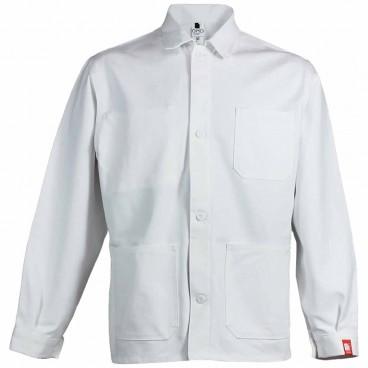 Veste de travail à boutons 100% Coton