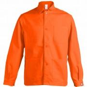 Veste de travail à boutons Coton Polyester