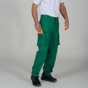 Pantalon de travail 5 poches coton polyester